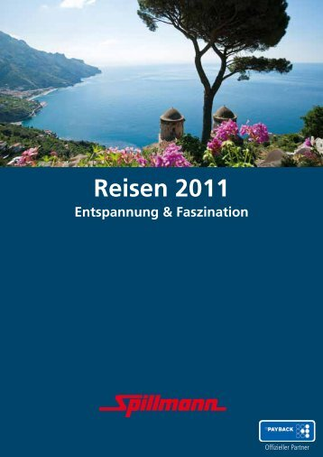 Reisen 2011 - Spillmann