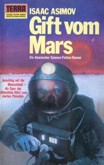 Isaac Asimov Gift vom Mars - Oom Poop