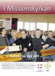 Maj 2007.indd - Svenska Missionskyrkan