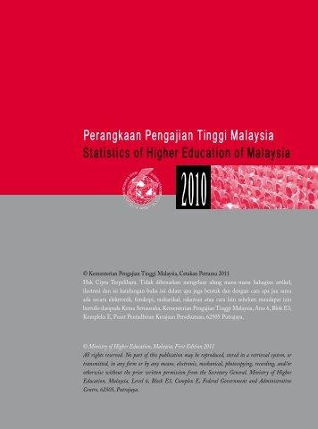 Prakata dan Kandungan - Kementerian Pengajian Tinggi