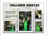 VOLLMER QWD755