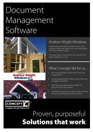 Document Management Software - Concept Group