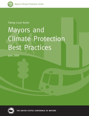 Mayors and Climate Protection Best Practices - U.S. Conference of ...