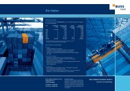 Buss Global Container Fonds 5 - Flyer