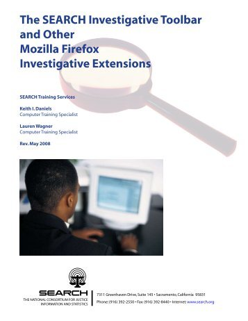 The SEARCH Investigative Toolbar and Other Mozilla Firefox ...