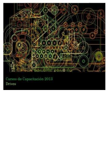 Cursos de Capacitación 2013 Drives - ABB