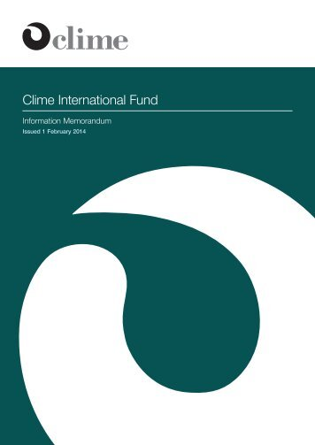 20140120-CIF-InfoMemorandum