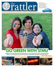 The Rattler March 2, 2011 v. 98 #8 - St. Mary's University