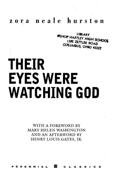 their eyes were watching god audiobook chapter 16