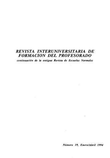 continuación de la antigua Revista de Escuelas Normales _ Nŭmero ...