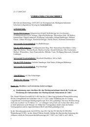 06 GR-Protokoll zu Fernwärmetarifen - SPÖ Scharnstein