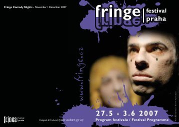 The Fringe is back! - Prague Fringe Festival