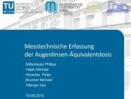 et al. Radiat. Prot. Dosim. 132-3 - Österreichischer Verband für ...