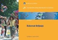 Kakovost življenja - Statistični urad Republike Slovenije