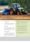 You can depend on CLAAS. Everyday. - Page 6