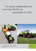 You can depend on CLAAS. Everyday. - Page 7
