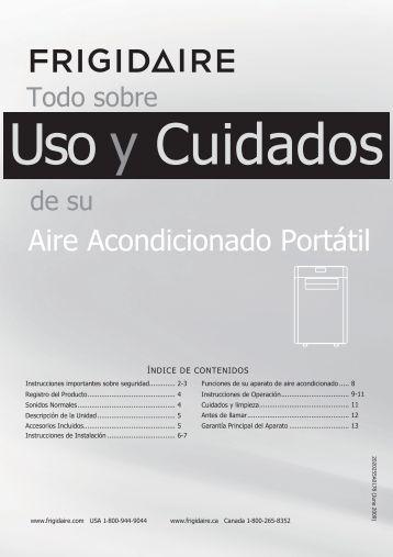 Aire Acondicionado Portátil - Town Appliance