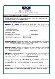 DEPARTAMENTO JURÍDICO Agenda : Febrero 21 al 4 ... - Camacol