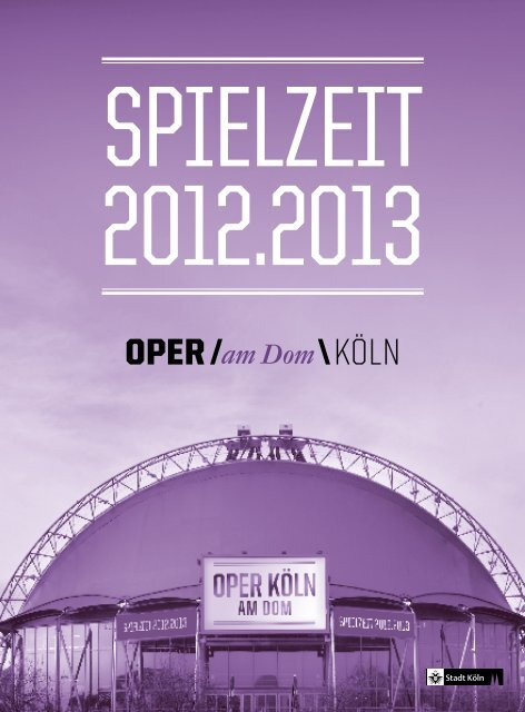 290712 Kölner Philharmonie Oper Köln