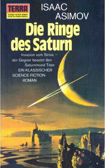 Isaac Asimov Die Ringe des Saturn - Oom Poop