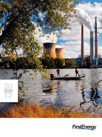 2012 Annual Report - FirstEnergy