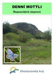 Denní motýli - Šlapanické slepence