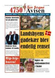Avisen - Syvsogne.dk - Syv Sogne