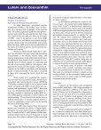 Lutein and Zeaxanthin - Thorne Research - Page 3