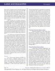 Lutein and Zeaxanthin - Thorne Research - Page 5