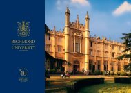View Book 2011 - Richmond - The American International University ...