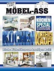 Wir lösen jede Küche ganz nach Ihren Wünschen! - SB-Möbel-Ass
