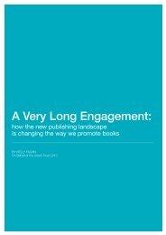 Report 2013 - Kelly Fagan HERE - Australian Publishers Association