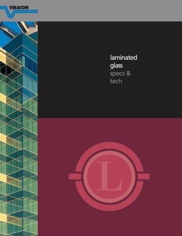 laminated glass specs & tech