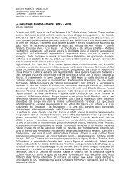 Leggi il testo a cura di Luca Beatrice - Artelab