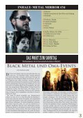 Ihsahn, Enter Shikari, Geist, Sammath, Antares Predator - Metal Mirror - Seite 3