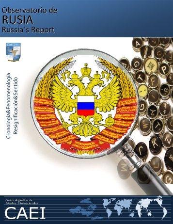 Observatorio de Rusia - CAEI