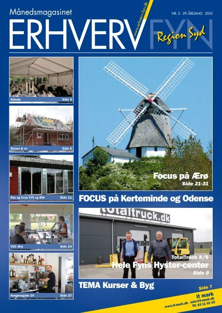 Maj 2010 - Velkommen til Erhverv Fyn