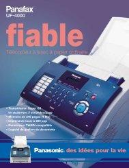 Télécopieur à laser, à papier ordinaire - VMX Inc.