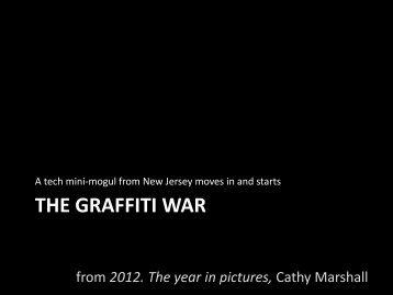 Graffiti War