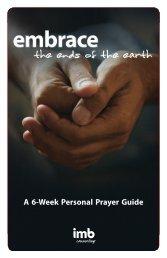 A 6-Week Personal Prayer Guide