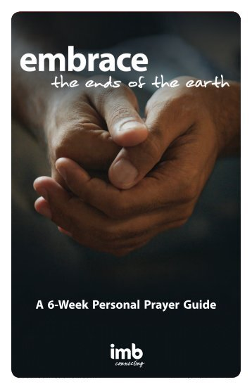 A 6-Week Personal Prayer Guide