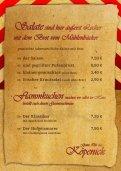 Hotel Villa Wirtshaus SPEISEKARTE - Wirtshaus Köpenick - Page 3