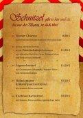 Hotel Villa Wirtshaus SPEISEKARTE - Wirtshaus Köpenick - Page 4
