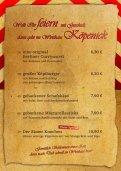 Hotel Villa Wirtshaus SPEISEKARTE - Wirtshaus Köpenick - Page 5