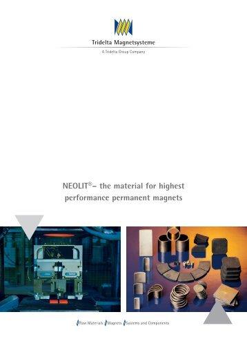 Neolit-GB:Neolit englisch - Tridelta Dortmund GmbH
