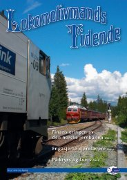 9 - Norsk Lokomotivmannsforbund