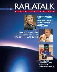 Innovationen und E-Business verbessern ... - UPM Raflatac