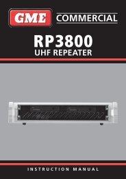 RP3800 - GME