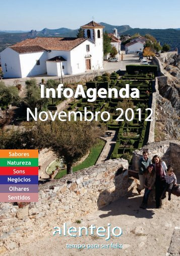 InfoAgenda - Turismo do Alentejo