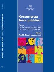 Concorrenza bene pubblico - Confindustria